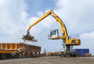 LH 50 M High Rise Industry Litronic Material Handler / Excavator