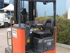 TOYOTA Reach Truck  6.5 mtr lift **LOW HOURS**  - picture11' - Click to enlarge