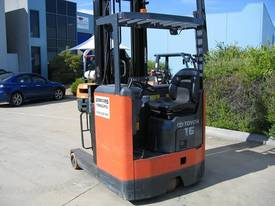 TOYOTA Reach Truck  6.5 mtr lift **LOW HOURS**  - picture13' - Click to enlarge