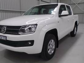 Volkswagen Amarok Utility Light Commercial