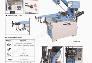 MASTERCUT 370SA BAND SAW with MITRE CUTTING