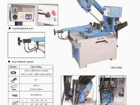 MASTERCUT 370SA BAND SAW with MITRE CUTTING - picture0' - Click to enlarge
