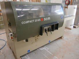 SCM Four sider moulder