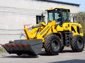 HERCULES HC800B WHEEL LOADER - picture0' - Click to enlarge