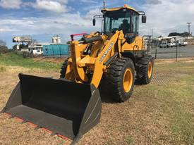 HERCULES HC800B WHEEL LOADER - picture1' - Click to enlarge