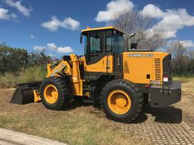 HERCULES HC800B WHEEL LOADER - picture2' - Click to enlarge