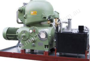 High Speed Disc Centrifuges- Separators- Purifiers