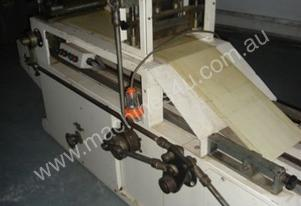 Biscuit Machine, Sheeter/Extruder type unit with c