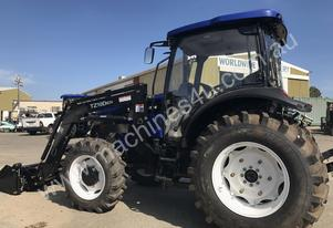 Lovol Brand New 4x4 80HP Tractor