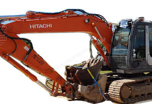 Hitachi ZX135US-3, 3092hrs, Call