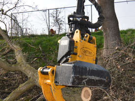 GMT035 grapple saw for 5+ ton Excavators - picture4' - Click to enlarge