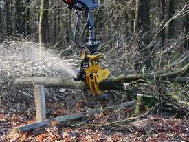 GMT035 grapple saw for 5+ ton Excavators - picture7' - Click to enlarge