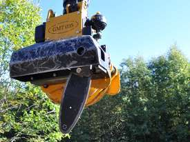 GMT035 grapple saw for 5+ ton Excavators - picture13' - Click to enlarge
