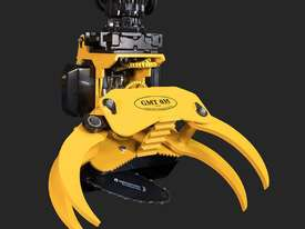 GMT035 grapple saw for 5+ ton Excavators - picture0' - Click to enlarge