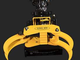 GMT035 grapple saw for 5+ ton Excavators - picture2' - Click to enlarge