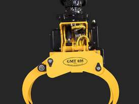 GMT035 grapple saw for 5+ ton Excavators - picture5' - Click to enlarge