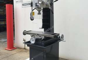New Steelmaster Milling Machine