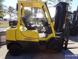 Hyster Forklift with Container Mast