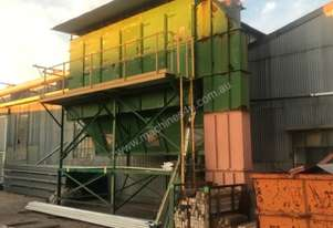 Working Dust Extraction Unit