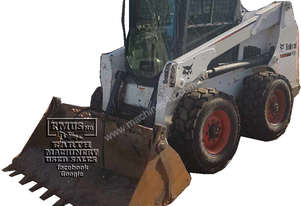 Bobcat   S630, only 2700 hrs