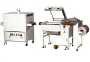 Semi automatic shrink packaging Mod. CT-1