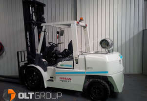 Nissan 5 Tonne Forklift Positioner and Sideshift