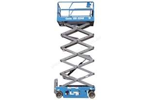 Scissor Lift - 9.8m (32ft) electric Genie