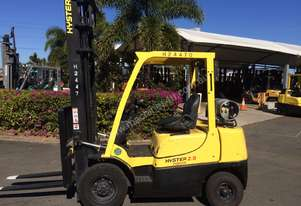 Used Hyster 2.5T Counterbalance Forklift