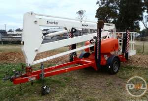 Snorkel MHP1335 Boom Lift Access & Height Safety