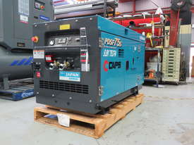 AIRMAN PDSF75S-5C1 75cfm High Pressure Portable Diesel Air Compressor - picture0' - Click to enlarge