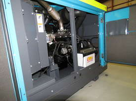 AIRMAN PDSF75S-5C1 75cfm High Pressure Portable Diesel Air Compressor - picture3' - Click to enlarge