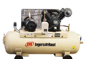 Ingersoll Rand 2340K3/12: 3hp 9.6cfm Reciprocating Compressor