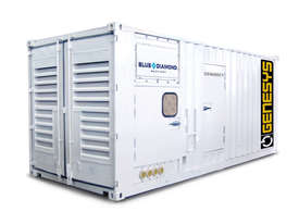 1100 KVA Containerised Diesel Generator 3 Phase 415V - Cummins or Perkins Powered - picture0' - Click to enlarge