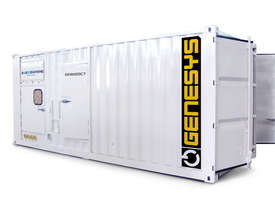 1100 KVA Containerised Diesel Generator 3 Phase 415V - Cummins or Perkins Powered - picture2' - Click to enlarge