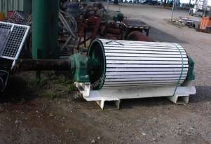 Conveyor head drum/drive pulley