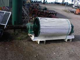 Conveyor head drum/drive pulley - picture0' - Click to enlarge