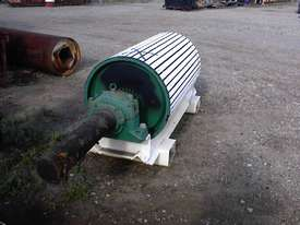 Conveyor head drum/drive pulley - picture1' - Click to enlarge