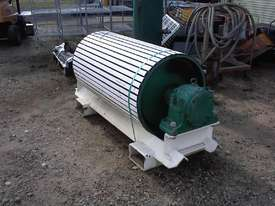 Conveyor head drum/drive pulley - picture2' - Click to enlarge