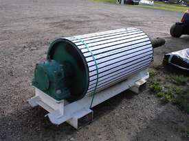 Conveyor head drum/drive pulley - picture3' - Click to enlarge