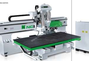 NANXING 3050*1600mm Flat Bed Nesting CNC Machine NCT3016