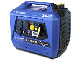 WESTINGHOUSE 2.4kVA Max INVERTER Generator (Model: WHXC2400i) - picture1' - Click to enlarge