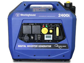 WESTINGHOUSE 2.4kVA Max INVERTER Generator (Model: WHXC2400i) - picture2' - Click to enlarge