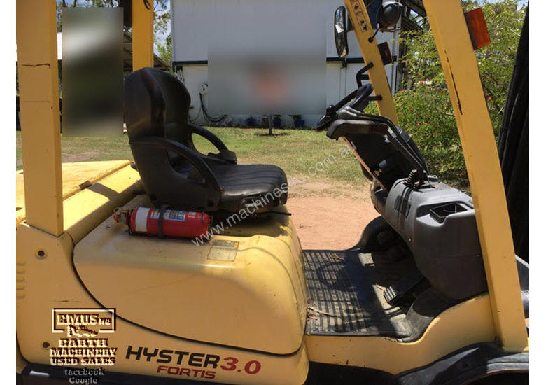 Used hyster Fortis 3 0 Counterbalance Forklifts in , - Listed on