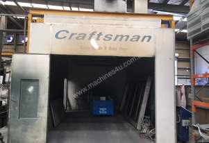 Craftsman Lowbake Spray booth for sale.