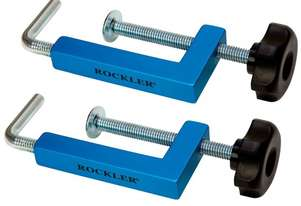 Rockler Universal Fence Clamps - 1 Pair