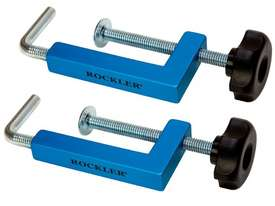 Rockler Universal Fence Clamps - 1 Pair - picture1' - Click to enlarge