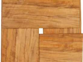 Four Piece Veneer Pack - Streaky Myrtle 400mm - picture2' - Click to enlarge