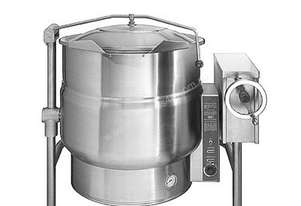Crown ELT100 - 379 Litre Electric Steam Kettle - Tilting Tri-Leg