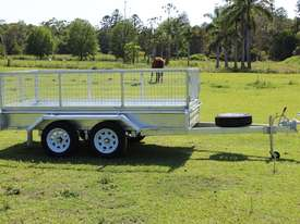 2018 Ozzi 10x5 Galvanised Box Trailer - picture1' - Click to enlarge