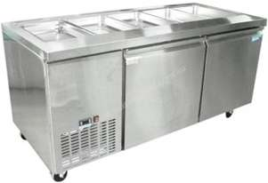 Mitchel Refrigeration2 Door Noodle Bar